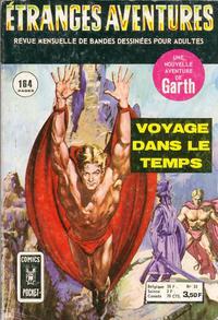 Cover Thumbnail for Etranges Aventures (Arédit-Artima, 1966 series) #35