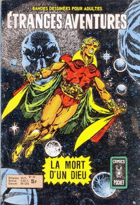 Cover Thumbnail for Etranges Aventures (Arédit-Artima, 1966 series) #55