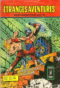 Cover Thumbnail for Etranges Aventures (Arédit-Artima, 1966 series) #56