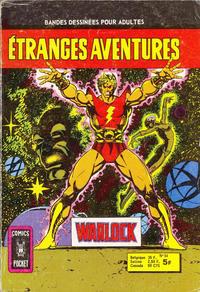 Cover Thumbnail for Etranges Aventures (Arédit-Artima, 1966 series) #54