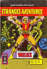 Cover Thumbnail for Etranges Aventures (Arédit-Artima, 1966 series) #54