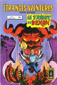 Cover Thumbnail for Etranges Aventures (Arédit-Artima, 1966 series) #71