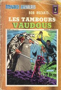 Cover Thumbnail for Etranges Aventures (Arédit-Artima, 1966 series) #77