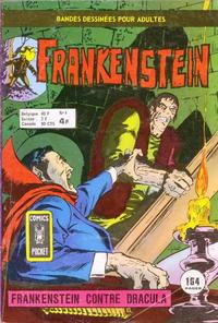 Cover Thumbnail for Frankenstein (Arédit-Artima, 1975 series) #4