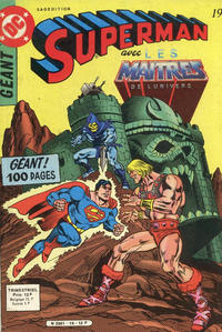 Cover Thumbnail for Superman Géant (Sage - Sagédition, 1979 series) #19
