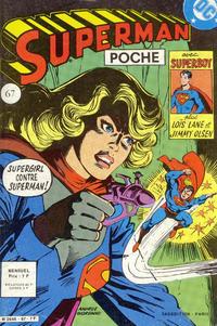 Cover Thumbnail for Superman Poche (Sage - Sagédition, 1976 series) #67