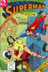 Cover Thumbnail for Superman Poche (Sage - Sagédition, 1976 series) #69-70