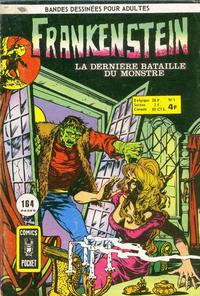 Cover Thumbnail for Frankenstein (Arédit-Artima, 1975 series) #1