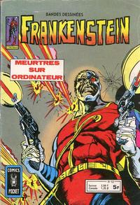 Cover Thumbnail for Frankenstein (Arédit-Artima, 1975 series) #12