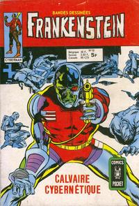 Cover Thumbnail for Frankenstein (Arédit-Artima, 1975 series) #10