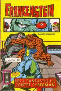 Cover Thumbnail for Frankenstein (Arédit-Artima, 1975 series) #16