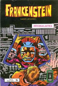 Cover Thumbnail for Frankenstein (Arédit-Artima, 1975 series) #18