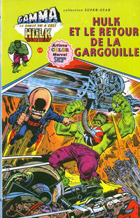 Cover Thumbnail for Gamma la bombe qui a créé Hulk (Arédit-Artima, 1979 series) #5