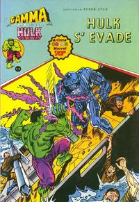 Cover Thumbnail for Gamma la bombe qui a créé Hulk (Arédit-Artima, 1979 series) #8