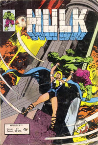 Cover Thumbnail for Hulk (Arédit-Artima, 1976 series) #9