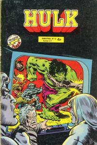 Cover Thumbnail for Hulk (Arédit-Artima, 1976 series) #16