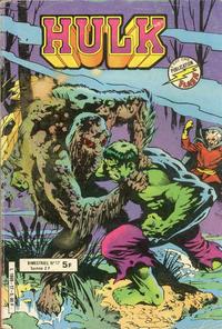 Cover Thumbnail for Hulk (Arédit-Artima, 1976 series) #17