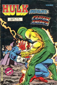 Cover Thumbnail for Hulk (Arédit-Artima, 1976 series) #28