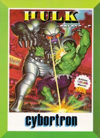 Cover Thumbnail for Hulk (Arédit-Artima, 1979 series) #7 - Hulk contre le cybortron