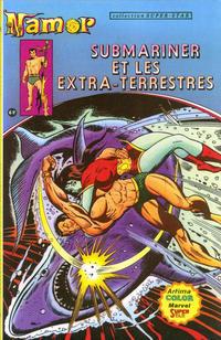 Cover Thumbnail for Namor (Arédit-Artima, 1979 series) #[1]