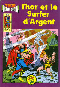 Cover Thumbnail for Thor le fils d'Odin (Arédit-Artima, 1979 series) #13
