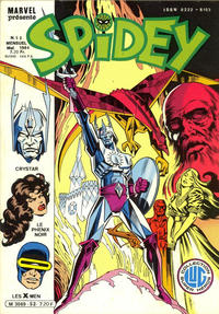 Cover Thumbnail for Spidey (Editions Lug, 1979 series) #52