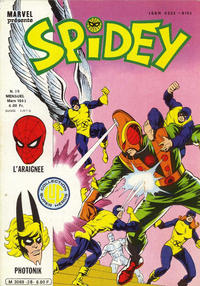 Cover Thumbnail for Spidey (Editions Lug, 1979 series) #38