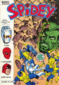 Cover Thumbnail for Spidey (Editions Lug, 1979 series) #46