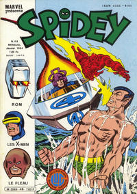 Cover Thumbnail for Spidey (Editions Lug, 1979 series) #48