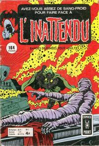 Cover Thumbnail for L'Inattendu (Arédit-Artima, 1975 series) #1