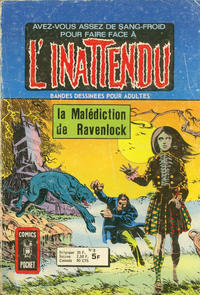 Cover Thumbnail for L' Inattendu (Arédit-Artima, 1975 series) #8