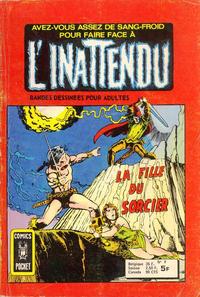 Cover Thumbnail for L'Inattendu (Arédit-Artima, 1975 series) #9
