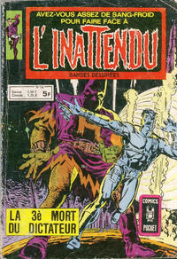 Cover Thumbnail for L'Inattendu (Arédit-Artima, 1975 series) #14