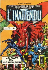 Cover Thumbnail for L'Inattendu (Arédit-Artima, 1975 series) #22
