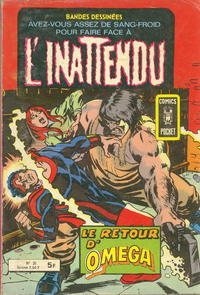 Cover Thumbnail for L'Inattendu (Arédit-Artima, 1975 series) #20