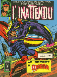 Cover Thumbnail for L'Inattendu (Arédit-Artima, 1975 series) #24