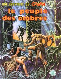 Cover Thumbnail for Une Aventure de Conan (Editions Lug, 1976 series) #2 - Le peuple des ombres