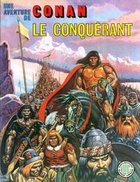 Cover Thumbnail for Une Aventure de Conan (Editions Lug, 1976 series) #4 - Conan le conquérant