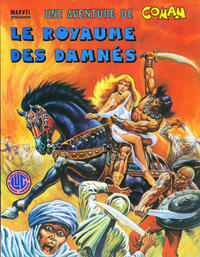 Cover Thumbnail for Une Aventure de Conan (Editions Lug, 1976 series) #5 - Le royaume des damnés