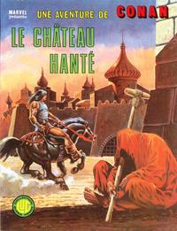 Cover Thumbnail for Une Aventure de Conan (Editions Lug, 1976 series) #6 - Le château hanté
