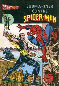 Cover Thumbnail for Namor (Arédit-Artima, 1979 series) #8