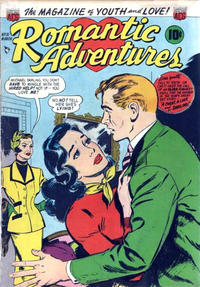 Cover Thumbnail for Romantic Adventures (American Comics Group, 1949 series) #31