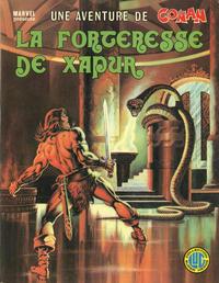 Cover Thumbnail for Une Aventure de Conan (Editions Lug, 1976 series) #7 - La forteresse de Xapur