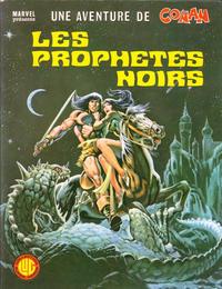 Cover Thumbnail for Une Aventure de Conan (Editions Lug, 1976 series) #8 - Les prophètes noirs