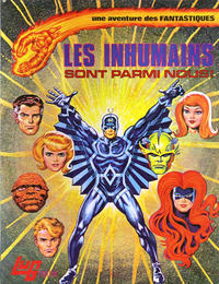 Cover Thumbnail for Une Aventure des Fantastiques (Editions Lug, 1973 series) #1
