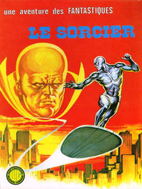 Cover Thumbnail for Une Aventure des Fantastiques (Editions Lug, 1973 series) #9