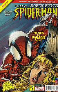 Cover Thumbnail for The Amazing Spider-Man, el Asombroso Hombre Araña (Editorial Televisa, 2005 series) #2