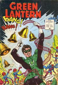 Cover Thumbnail for Green Lantern (Arédit-Artima, 1972 series) #4