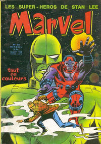 Cover Thumbnail for Marvel (Editions Lug, 1970 series) #10