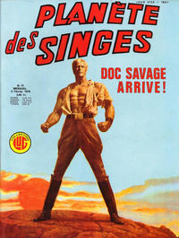 Cover Thumbnail for Planète des Singes (Editions Lug, 1977 series) #13
